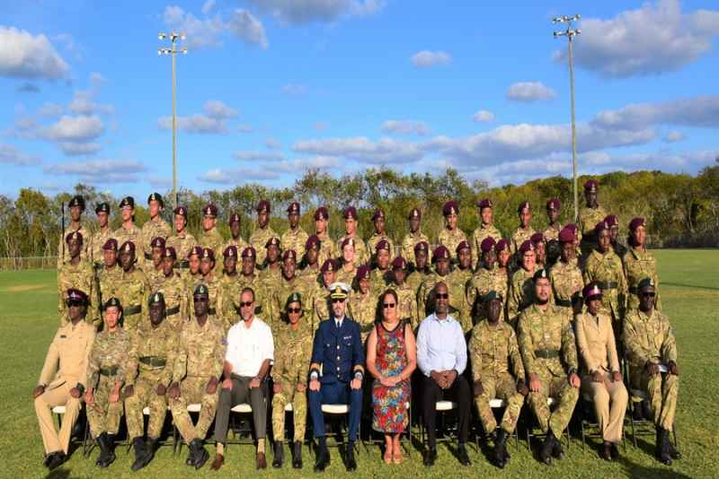 Cadet Corps Welcomes New Members