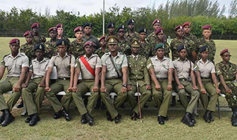 Cayman Island Cadet Corps seeks Recruits