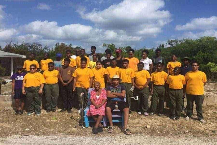 Cayman Cadet Community Service