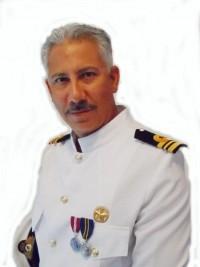 Lieutenant Commander Robert Sutherland